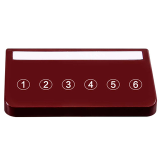 Wireless restaurant waiter call button system kitchen chef calling waiter bell