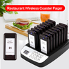 Wireless restaurant paging system restaurant pager customer guest pager