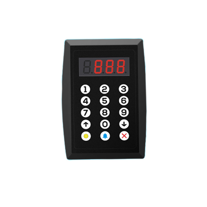 Wireless calling system restaurant queue management system queue number calling system